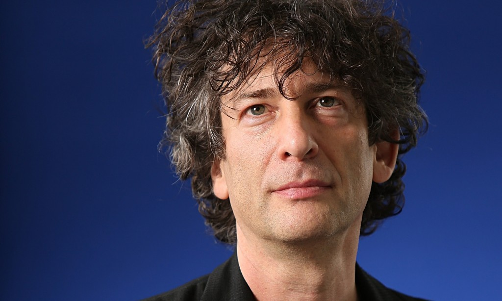 What Neil Gaiman taught me about writing